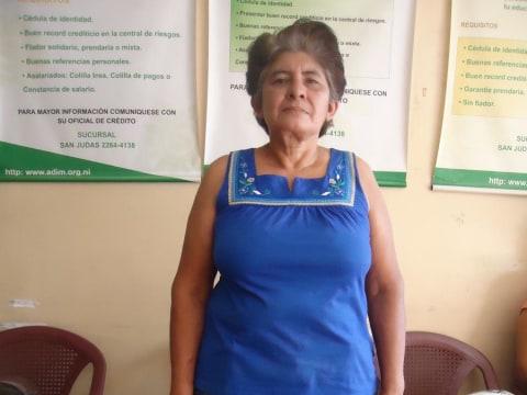 photo of Maria Adilia
