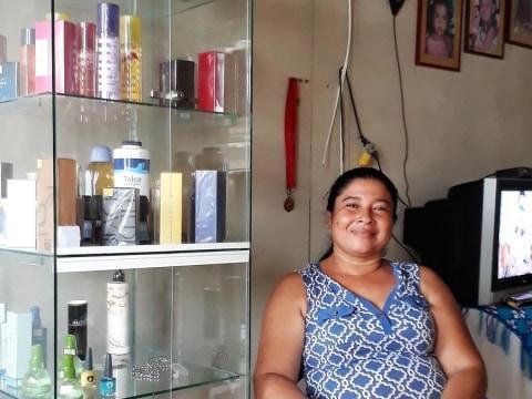 photo of Carmen María