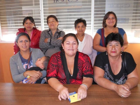 photo of Mujeres Luchadoras  (Cuenca) Group