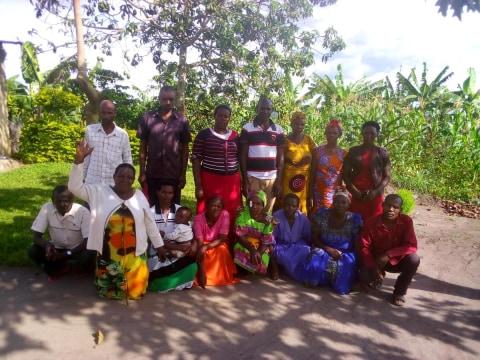 photo of Kamayenje Ii Tutungukye Group