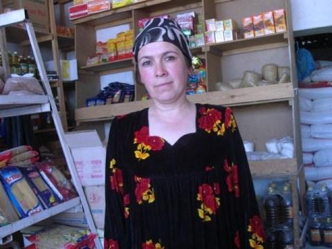 photo of Hafiza
