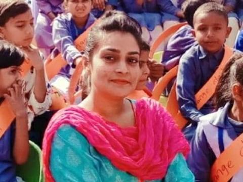 photo of Samina