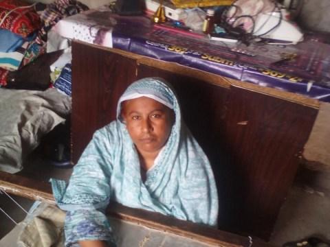 photo of Sajida Parveen