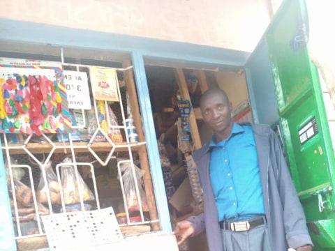 photo of Naftal Okelo Aseka