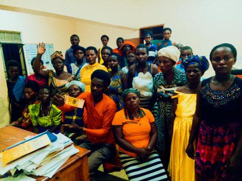 photo of Tombwe Catholic Church Monika Group