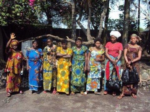 photo of Mama Inuka Group