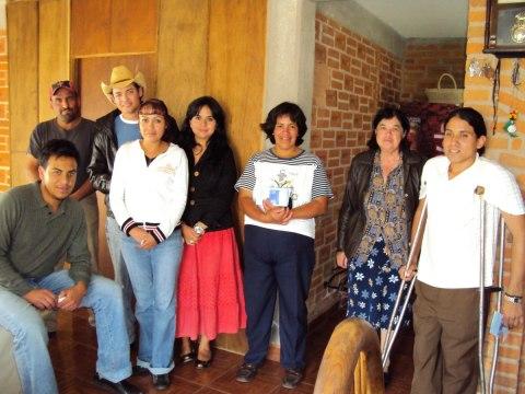 photo of Las Indecisas Group