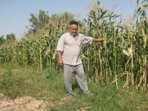 photo of Abdugafar