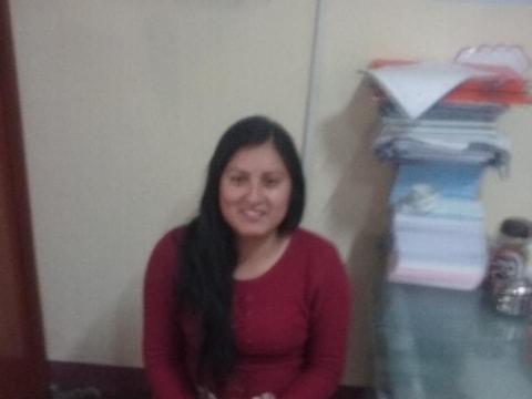 photo of Pamela Elisa