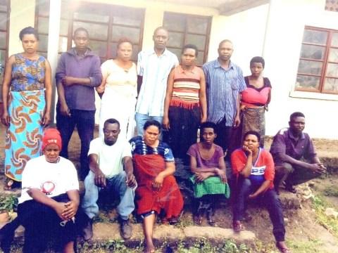 photo of Kihondo Abagambakamu Group