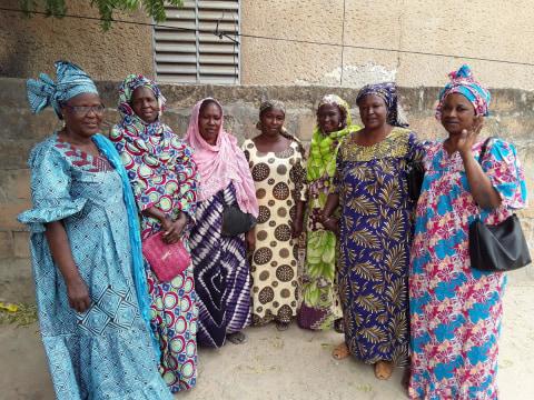 photo of Alima's Group