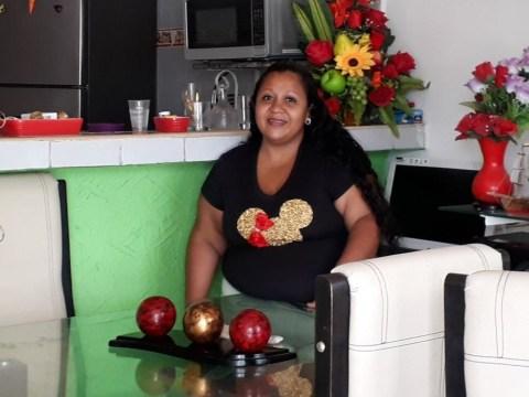 photo of Ana Julia
