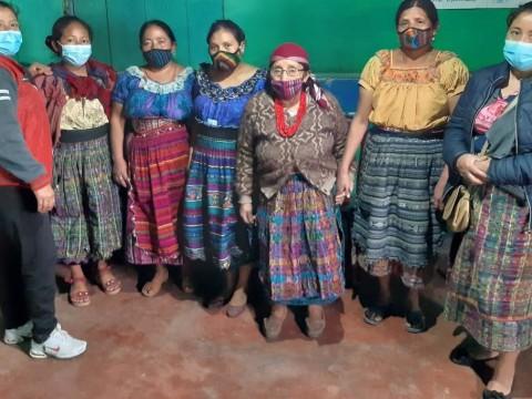photo of Las Solidarias Group