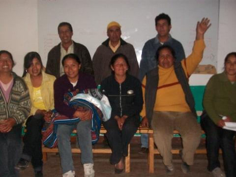 photo of Allin Llankaquna Group