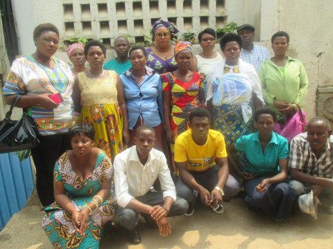 photo of Tujyimbere Cb Sub Grp A Group