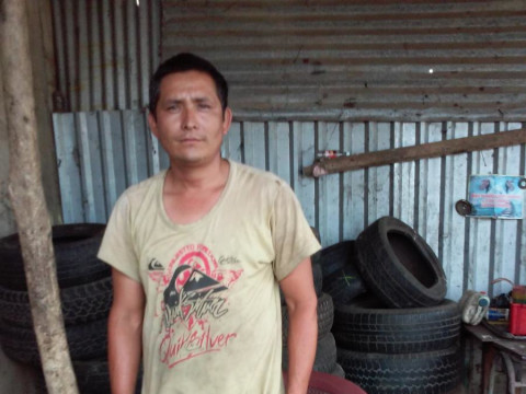 photo of Elizandro Ernesto