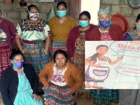photo of Mujeres Ganadoras Group