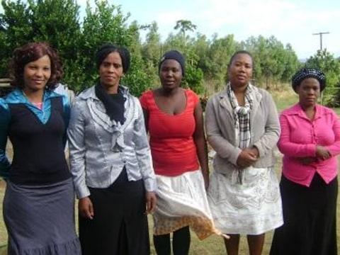 photo of Tholukuphila Group