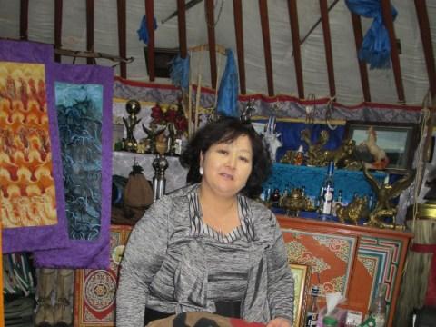 photo of Baigalmaa