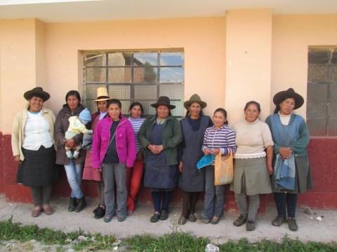 photo of San Isidro De Yungaqui Group