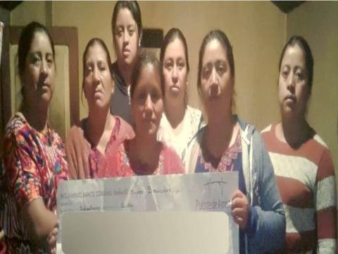 photo of Mujeres Bendecidas Group