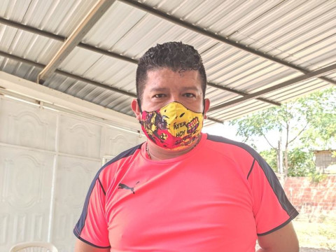 photo of Jose Manuel