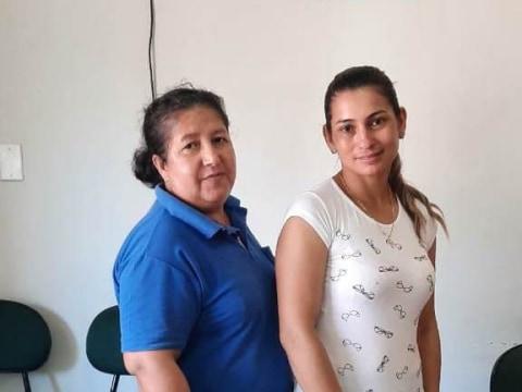 photo of Las Luchadoras Group