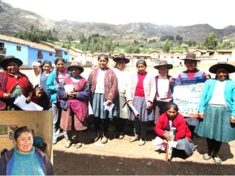 photo of San Francisco De Asis De Huasac Group