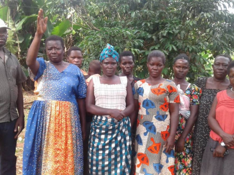 photo of Katweheyo Buraru Farmers Group