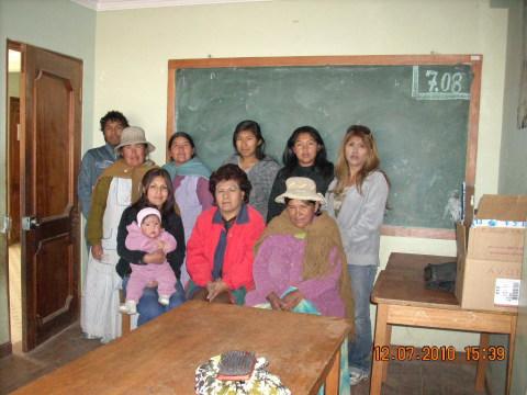 photo of Poderosas 23 De Marzo Group