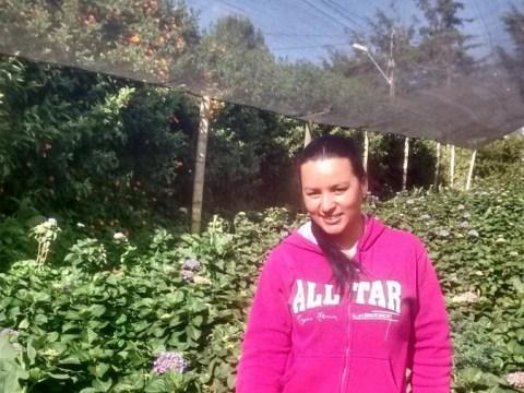 photo of Luz Ubeny