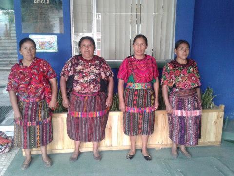 photo of Masheñitas Cuarto Group