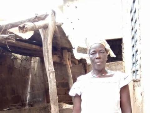 photo of T Aminata