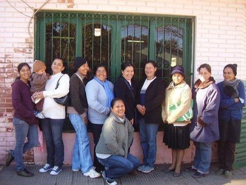 photo of Ñasaindy Group