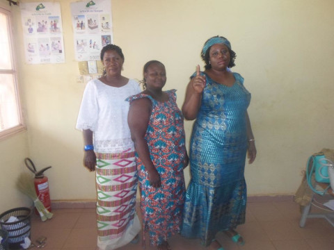 photo of Wendinzande Pade Group
