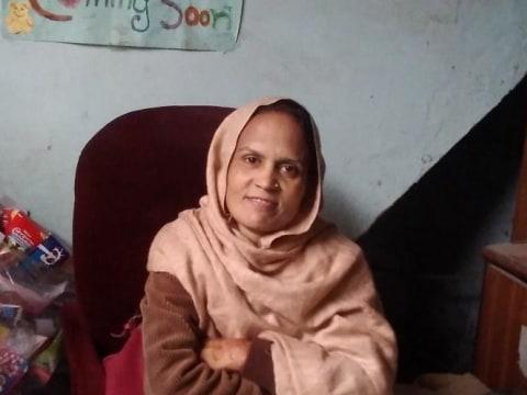 photo of Zeenat