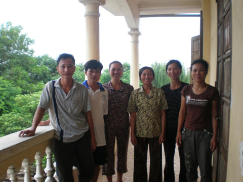 photo of Thi Huong's Group