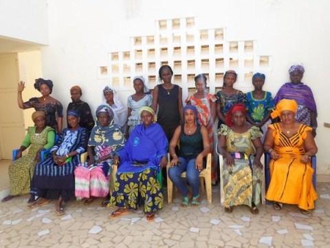 photo of Soumaye's Group