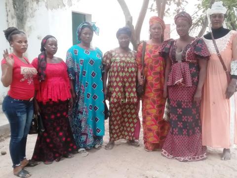 photo of Sokhna's Group