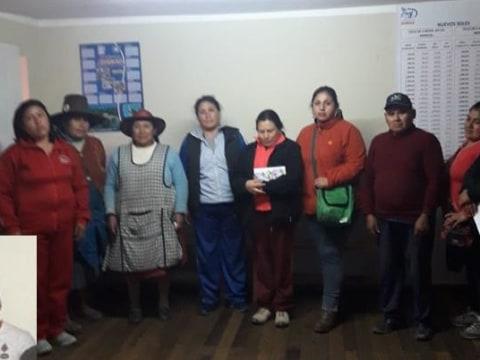 photo of Camino Al Progreso Group