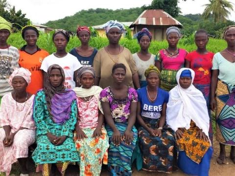 photo of Samba's Survivors Group