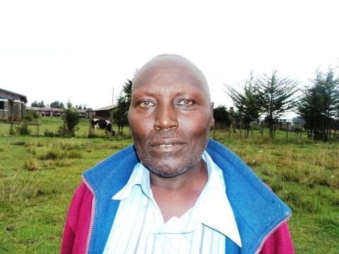 photo of Francis Kahura