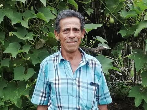 photo of Edwin Antonio