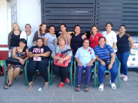 photo of Las Guerreras Group