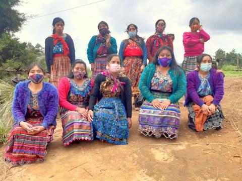 photo of Mujeres Chirijsana Group