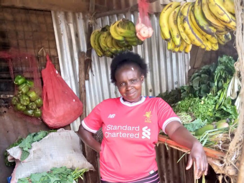 photo of Beatrice Nduyi
