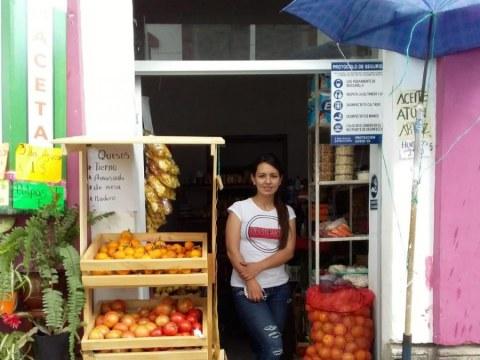 photo of Andrea Soledad
