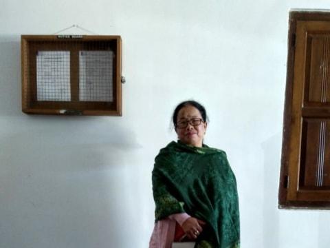 photo of Shantibala