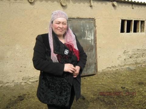 photo of Nurjan