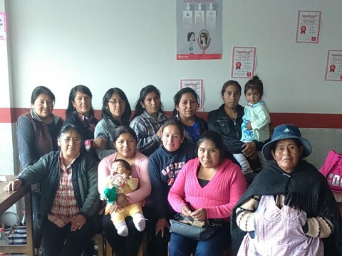 photo of Las Cumplidas De 3 De Mayo Group